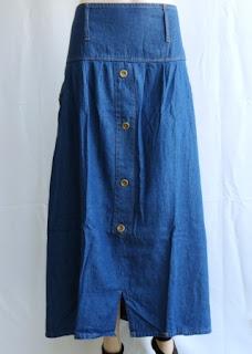 Rok Jeans Jumbo RM349