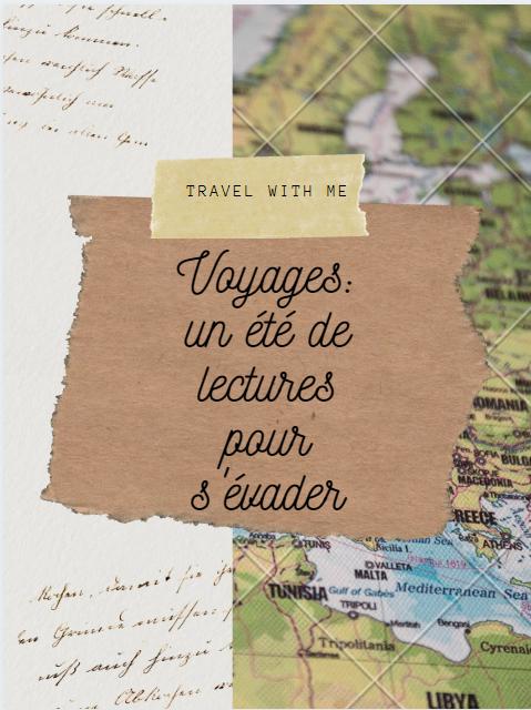Voyages: un été de lectures pour s'évader