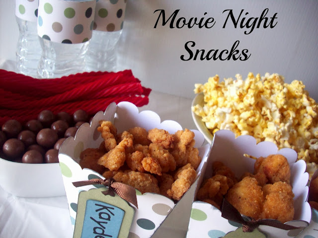 #ad Movie Night Snacks #Tyson2Nite