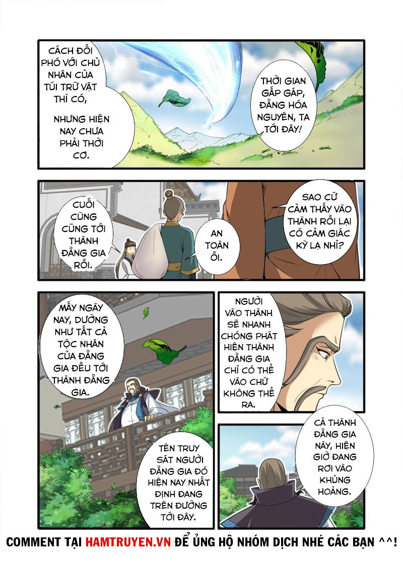 Tiên Nghịch chap 157 - Trang 2