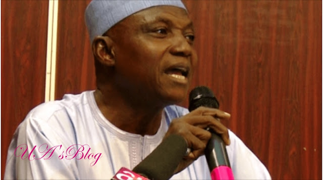 It's foolish to call for Buhari's resignation, Garba Shehu replies Abaribe
