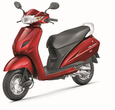 Honda Activa 4G has been priced at INR 50,730