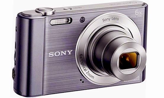 Harga Kamera Digital Sony DSC-W810 dan Spesifikasi