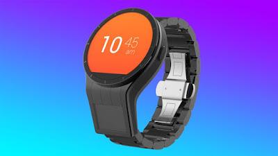 Smartwatch Lenovo Magic View