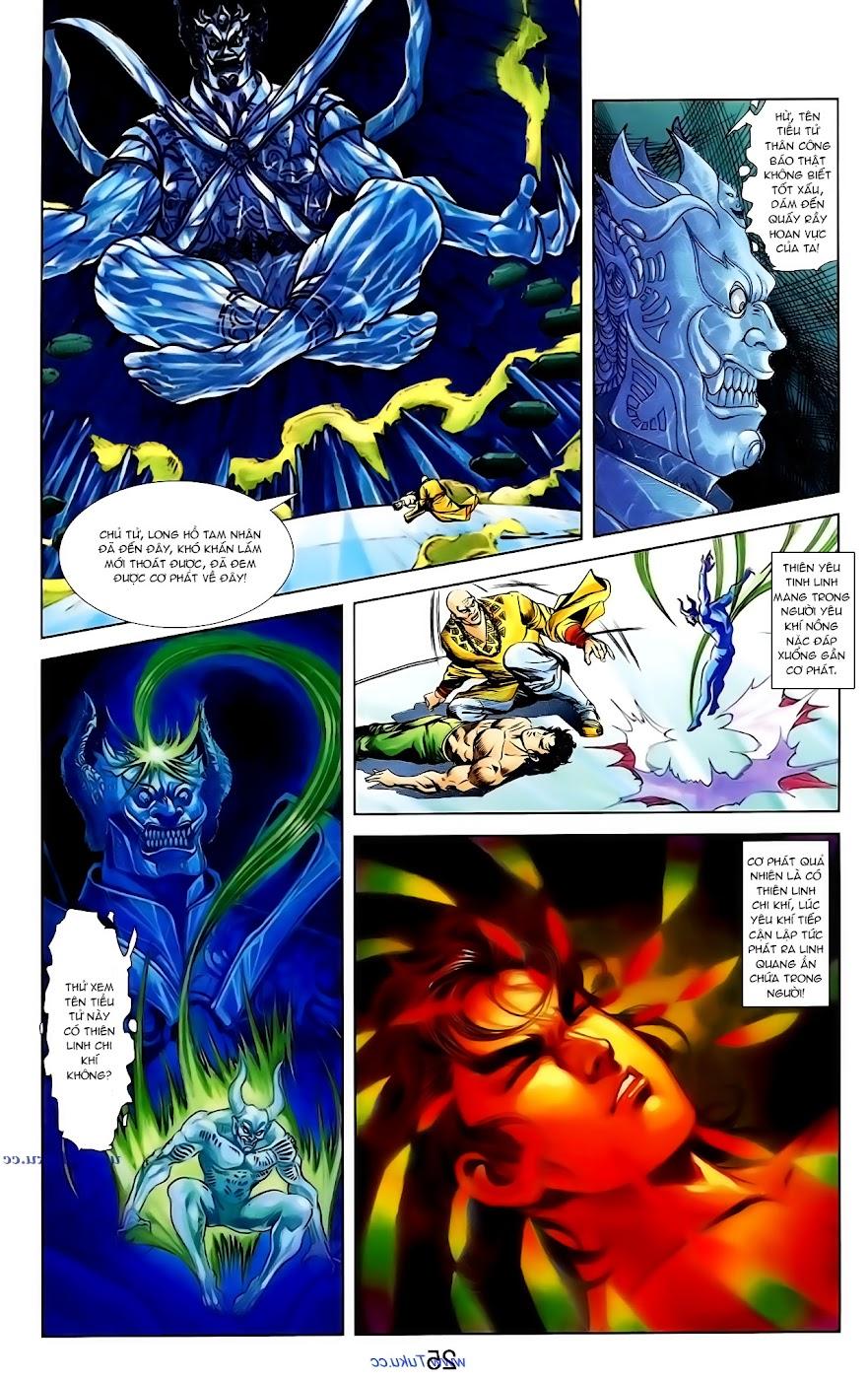 Cơ Phát Khai Chu Bản chapter 99 trang 19
