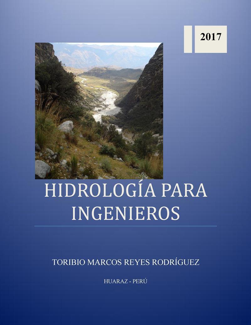 Hidrología para ingenieros – Toribio M. Reyes