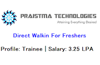 Praistma-Technologies-walkin-for-freshers