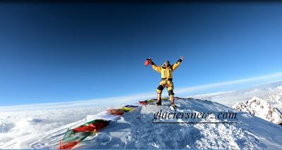 Sajid Ali Sadpara ,Son of Ali Sadpara ,K2 summit 2019