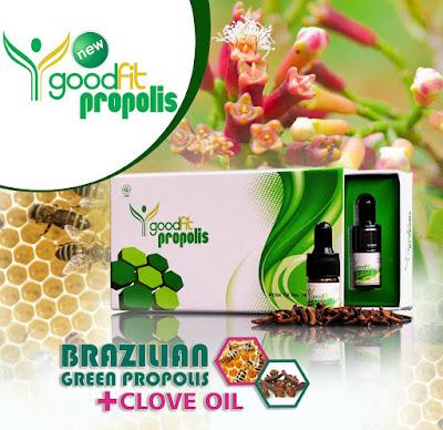propolis untuk alergi