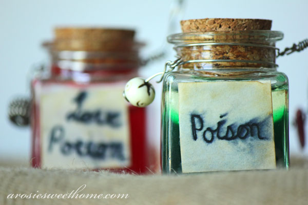 Halloween Potions