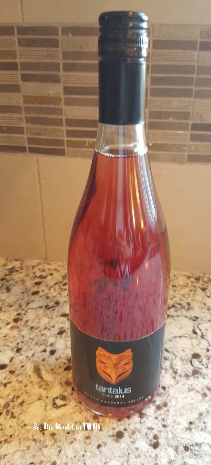 Tantalus Rose Wine