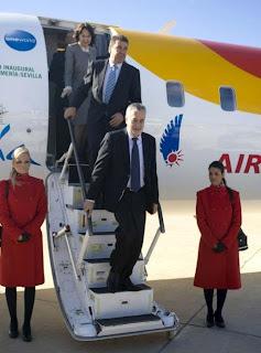 Almería - Sevilla: servicio público también en 2013