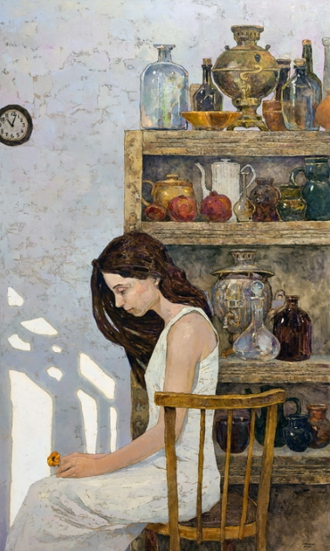 Paintings By Ukrainian Artist Denis Sarazhin