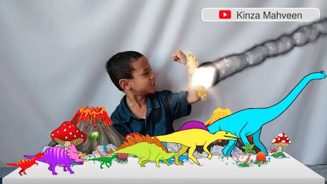 Content YouTube Kinza Mahveen