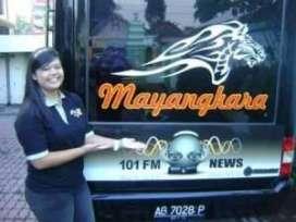Mayangkara 101 FM Blitar