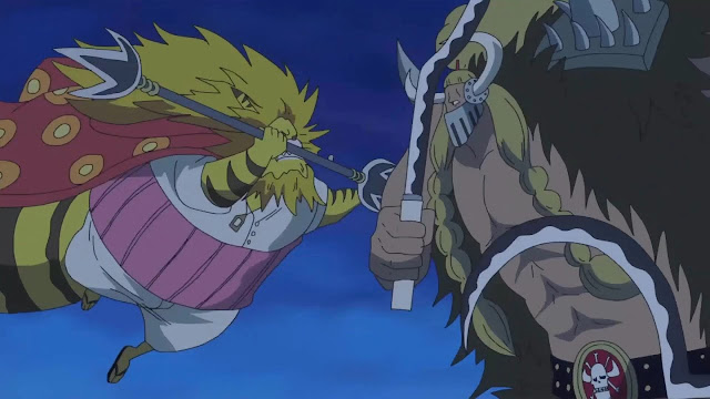 Reached 100 years! This is the longest battled in the One Piece anime