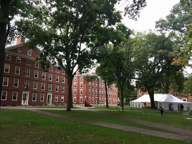 Harvard University (Mỹ) - Đế chế của tư duy