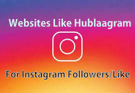Websites similar to hublaagram for instagram auto Followers,likes and comments