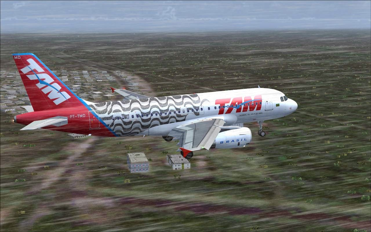 A321 Tam Fs2004 download free