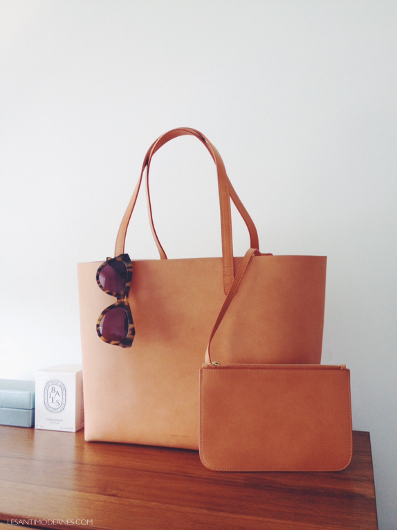 Review The Mansur Gavriel Tote