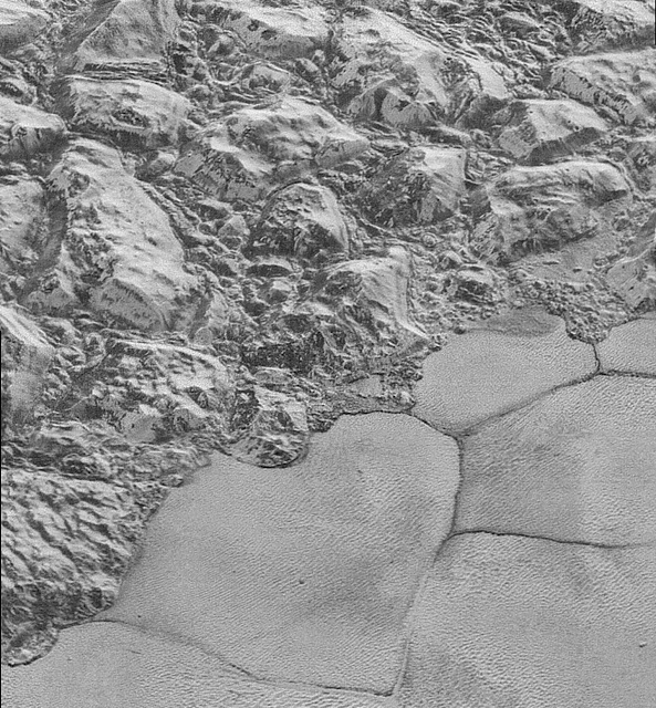 Secrets behind Pluto's dunes revealed