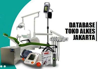 supplier perlengkapan medis di Jakarta