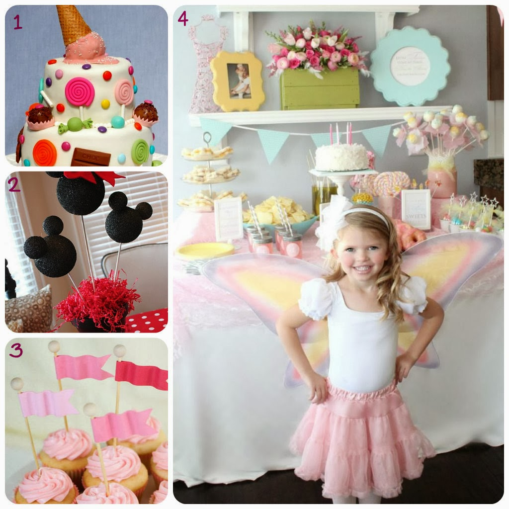 Favoloso Idee per la feste di compleanno dei bambini ~ Le creazioni di Marzia TM79