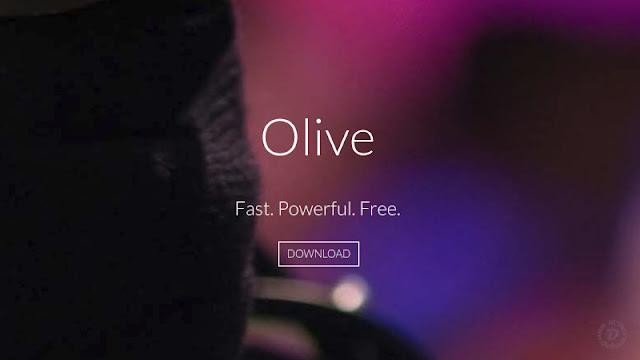 Olive Editor de vídeo