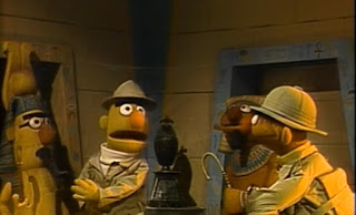 Sesame Street Elmo Says Boo