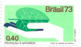 Selo Proteção à natureza