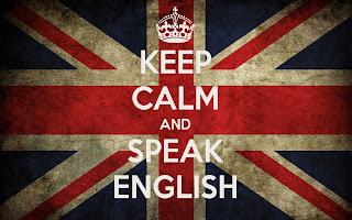 nos pretenden anglicanizar con el all in english, dando la enseñanza en inglés