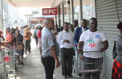 Dampak Ekonomi Coronavirus di Afrika