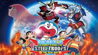 DORAEMON: NOBITA AND THE STEEL TROOPS - THE NEW AGE