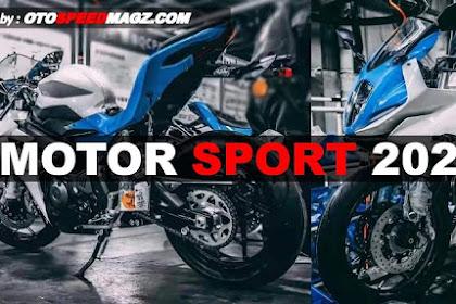 8 Harga & Spec Motor Sport 2021 Terbaik : Fitur Canggih Desain Keren.!!