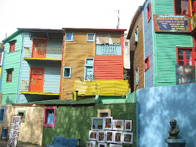 Caminito;Caminito; bairro La Boca; Buenos Aires; viajando pela America Latina;