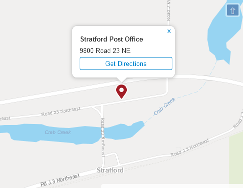 Stratford Post Office Contact Numbers