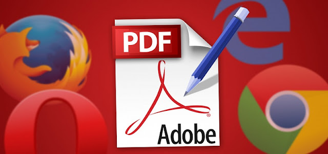 التحكم في فتح ملفات PDF على المتصفح