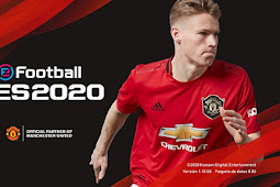 PES 2020 Update Version 1.10.01 Unofficial