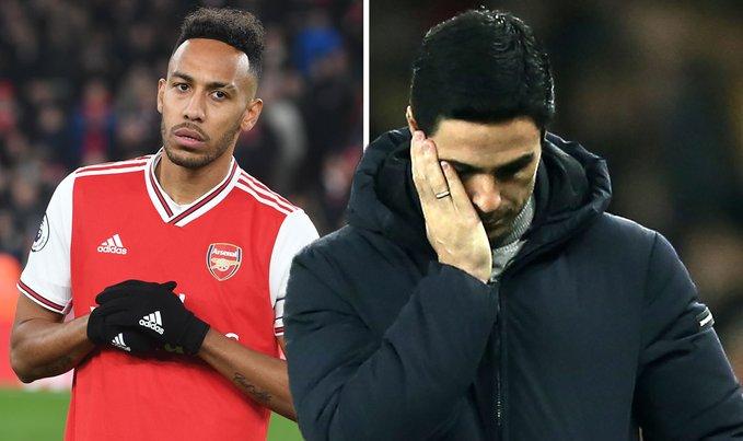 """He's Going Nowhere"" - Arsenal Coach Mikel Arteta On Striker Pierre-Emerick Aubameyang"