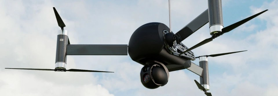Мультикоптер Windhover допущений до експлуатації в ЗСУ