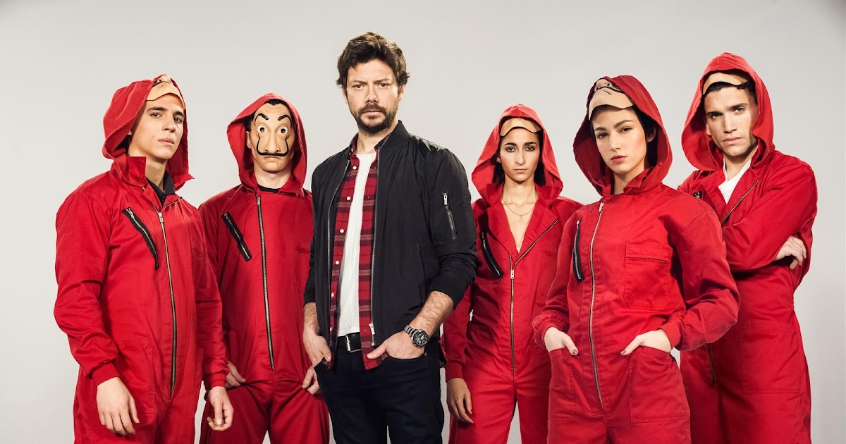 Money Heist Season 3 | TITTA PA FILMER OCH TV-PROGRAM I HD