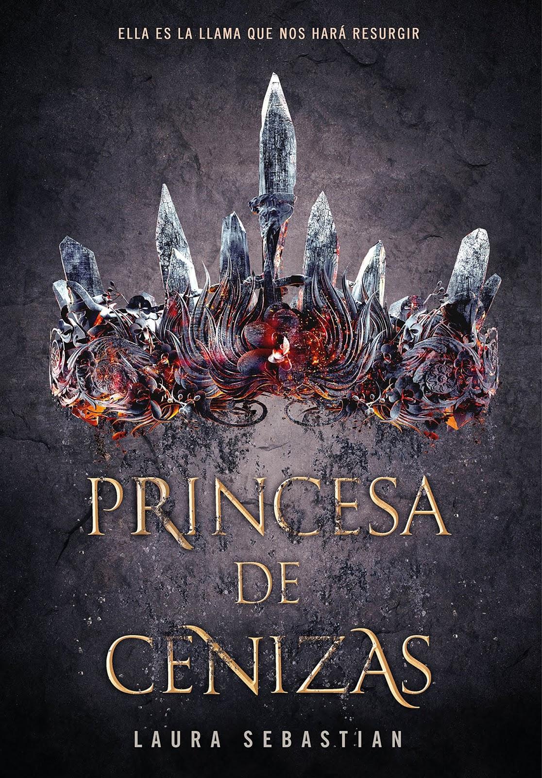 Princesa de Cenizas y Lady Smoke de Laura Sebastian