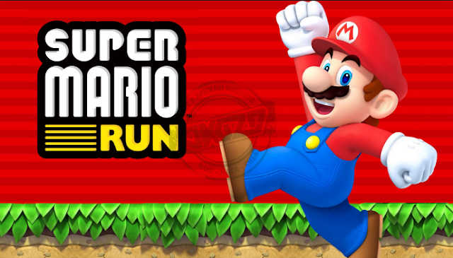 Download Super Mario Run v3.0.4 Mod Apk Terbaru (Unlocked Levels)