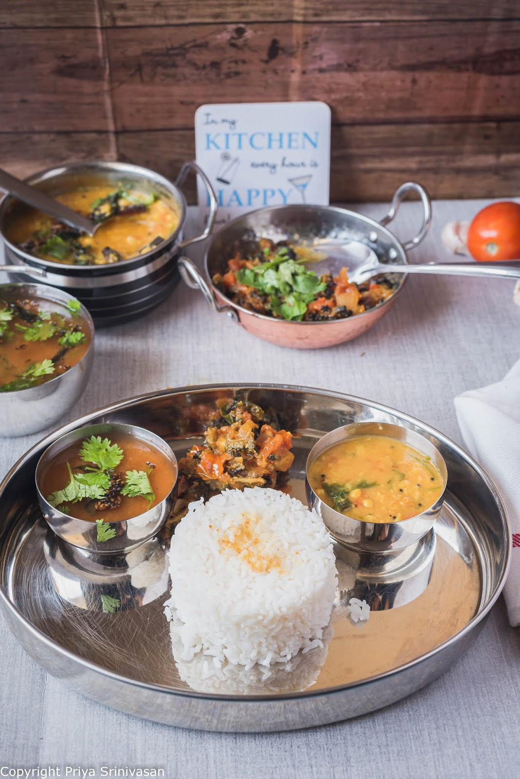 Southindian meal