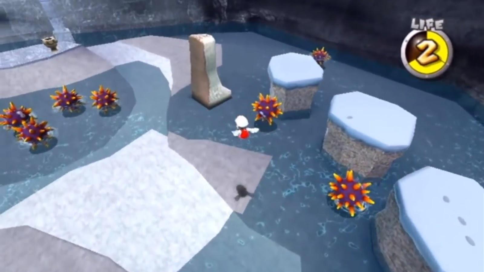 Planned All Along: Super Mario Galaxy