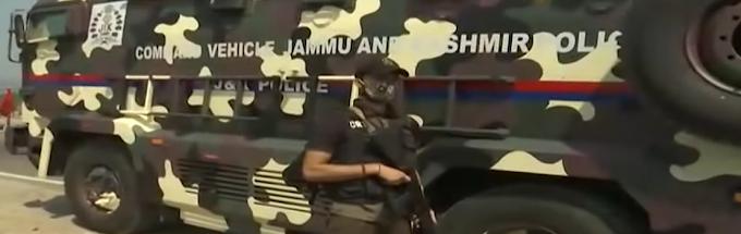 आतंकवादियों को भगाने के आरोप में कांग्रेस के सदस्य गौहर अहमद वानी गिरफ्तार