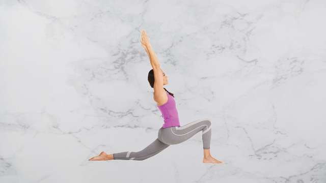 Low Lunge Arch