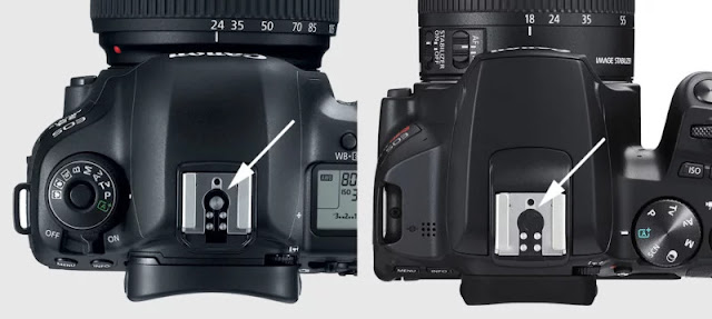Canon: Nuove entry-level incompatibili con flash di terze parti
