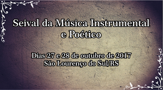 Seival da Música Instrumental e Poético