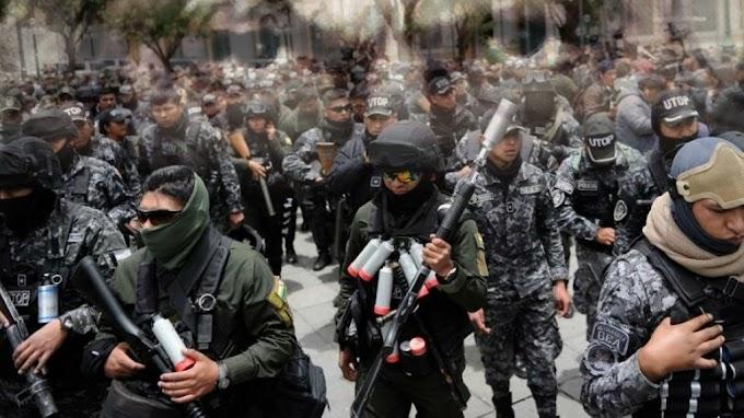 Revelan rol de la embajada de EE.UU y países vecinos en el golpe de estado en Bolivia.
